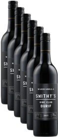 2017 Smithy's Wine Club Durif - half dozen
